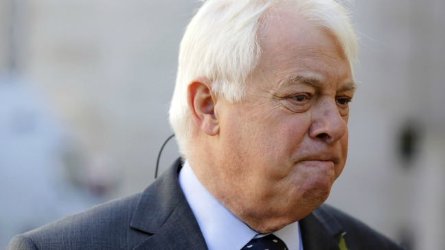 Chris Patten - H 2012