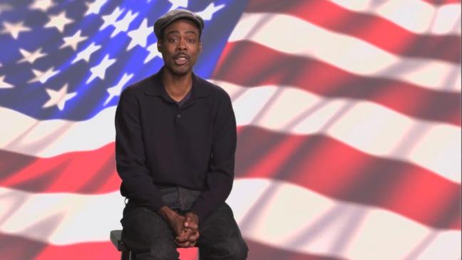 Chris Rock Obama PSA - H 2012