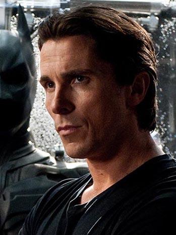 Christian Bale - The Dark Knight Rises -P 2012