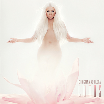 Christina Aguilera LOTUS cover P