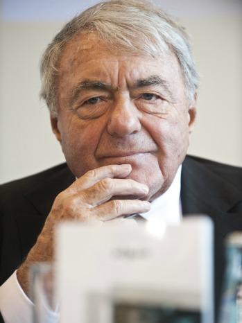 Claude Lanzmann - P 2012