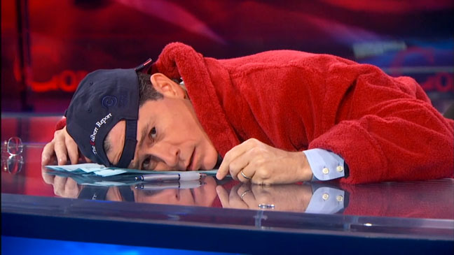 The Colbert Report Pity Party - H 2012
