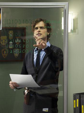 Matthew Gray Gubler Criminal Minds - P 2012