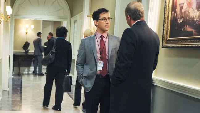 Dan Bucatinsky Scandal Episodic - H 2012