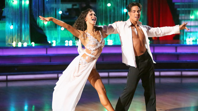 Dancing with the Stars: All-Stars Smirnoff Ohno 11/19 - H 2012