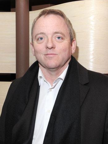 Dennis Lehane Headshot - P 2012
