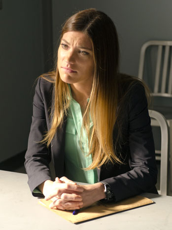 Dexter Jennifer Carpenter Episodic - P 2012