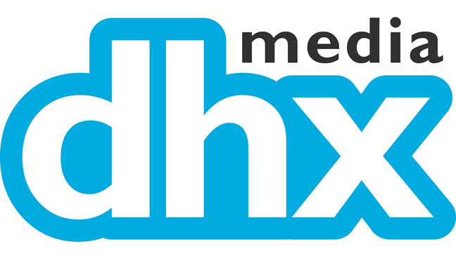 DHX Media Logo - H 2012