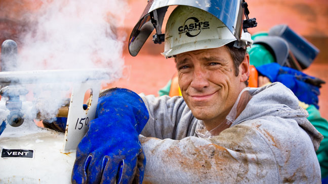 Dirty Jobs Mike Rowe - H 2012