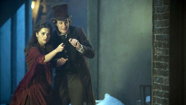 Doctor Who Christmas Special - H 2012