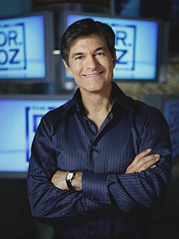 Dr. Oz Portrait - P 2012