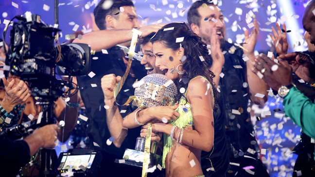 Dancing with the Star: All-Stars Finale Winners - H 2012