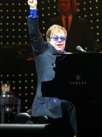 Elton John - P 2012