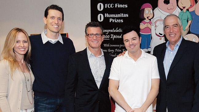 2012-40 BKLOT Family Guy Executives H