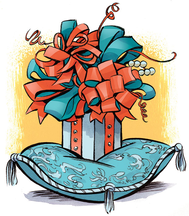 2012-43 STY Gift Guide Rich People Problems P IPAD