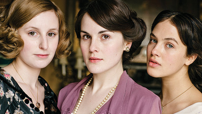 """The Natural Beauty of """"Downton Abbey"""""""