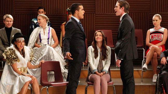 Glee Season 4 Episodic Dynamic Duets Choir Room - H 2012