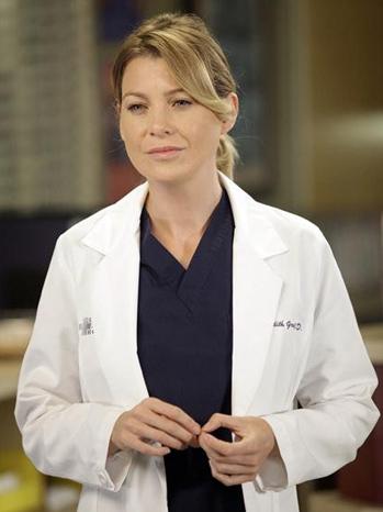 Grey's Anatomy - Ellen Pompeo - P 2012