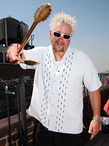 Guy Fieri bring It TONG - P 2012