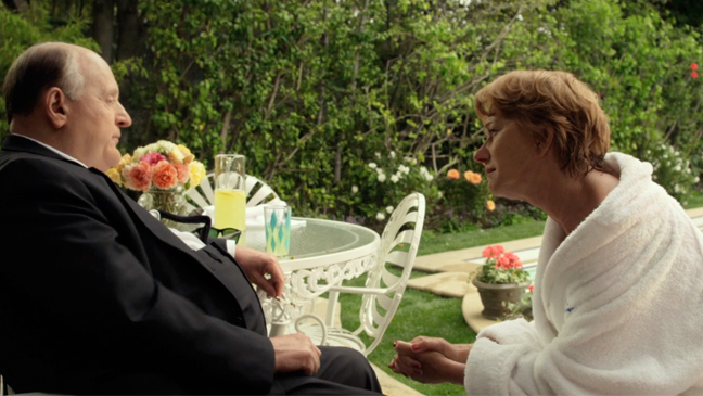 'Hitchcock' Featurette: Hitch and Alma - Video Thumbnail - H 2012