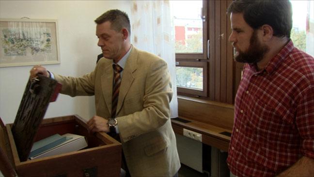 Hitler's Children Chanoch Ze'evi Film Still - H 2012