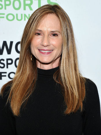Holly Hunter Headshot - P 2012