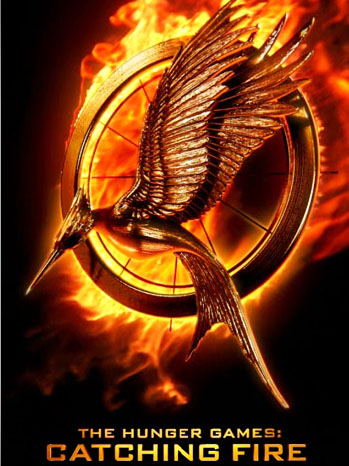 The Hunger Games Catching Fire Motion Poster - P 2012