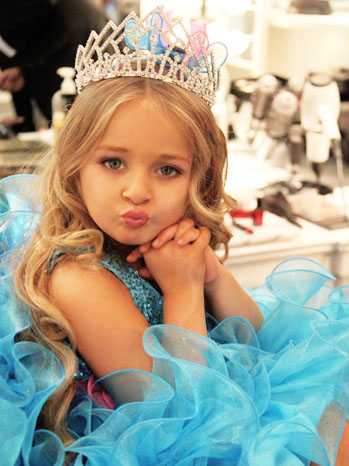 Isabella Barrett Toddlers and Tiaras - P 2012