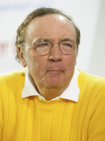 James Patterson Headshot - P 2012