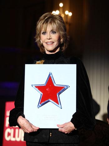L.A. Press Club Awards Jane Fonda - P 2012