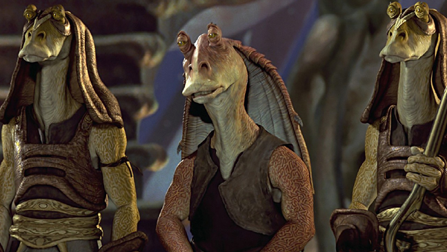 Star Wars - Jar Jar Binks - H 2012