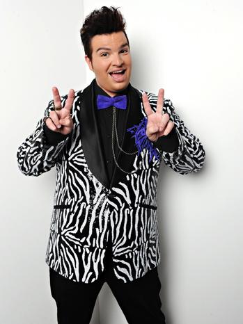Jason Brock X Factor PR portrait bowtie P
