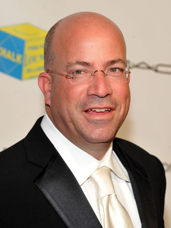 Jeff Zucker Headshot - P 2012