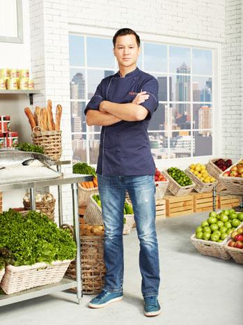 Top Chef: Seattle Jeffery Jew - P 2012