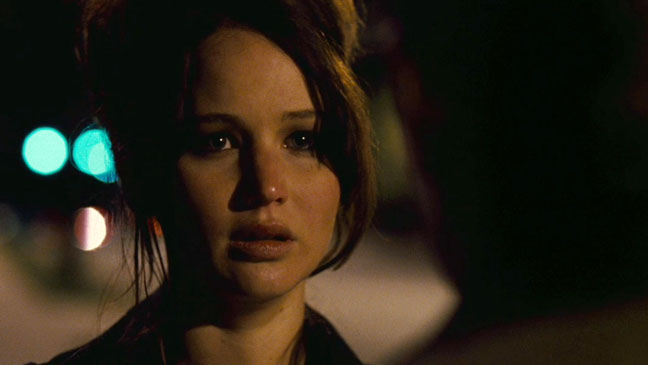 Jennifer Lawrence Silver Linings Playbook - H 2012