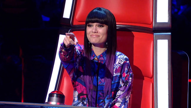 The Voice UK Jessie J - H 2012