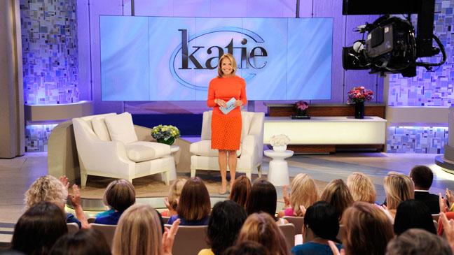 Katie Talk Show Katie on Stage - H 2012