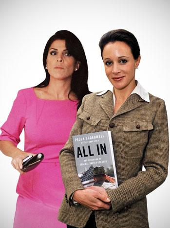 Paula Broadwell and Jill Kelley Report - P 2012