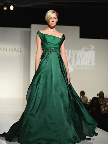 Kevan Hall Beverly Hills Fashion - P 2012