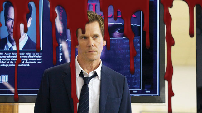 Kevin Bacon Blood Report Item - H 2012