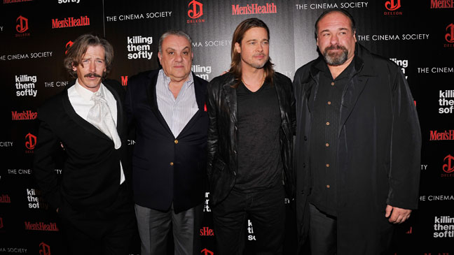 Killing Them Softly NY Screening Group - H 2012