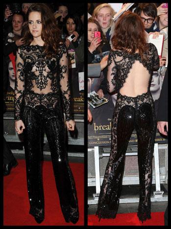 Kristen Stewart Premiere 2 Split - P 2012