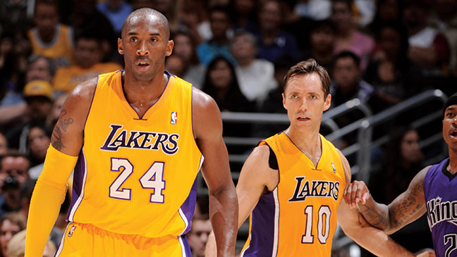 2012-42 DEALS Los Angeles Lakers H