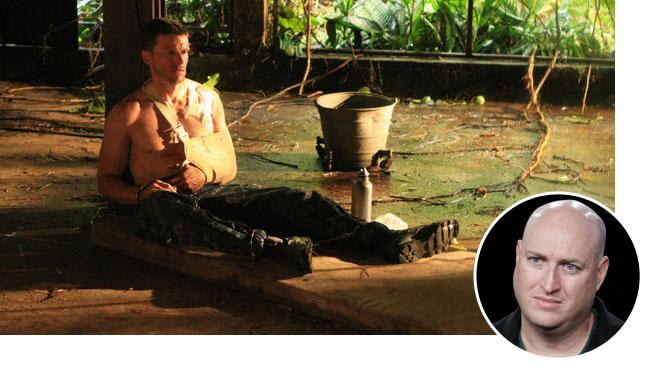 Last Resort Nuke It Out Episodic Inset Shawn Ryan - H 2012