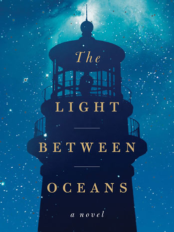 The Light Between Oceans Cover - P 2012