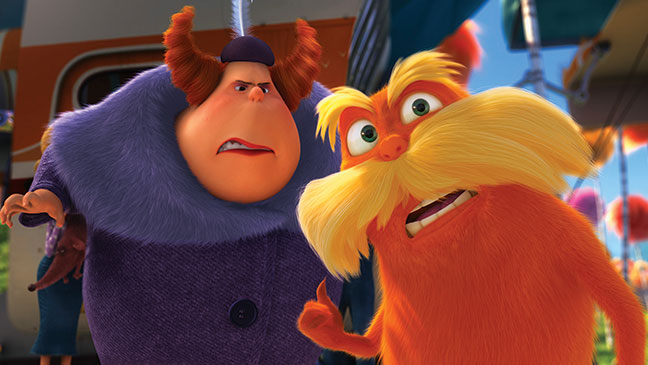 2012-42 FEA Animation Dr.? Seuss' The Lorax H