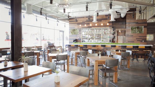 Make Restaurant Interior - H 2012