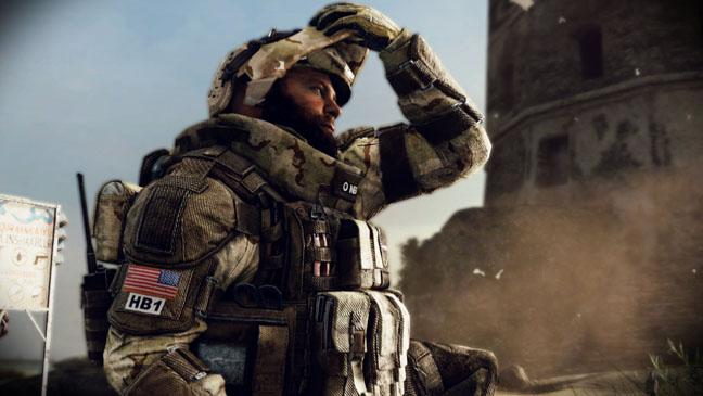 Medal of Honor Warfighter Video Game Still - H 2012