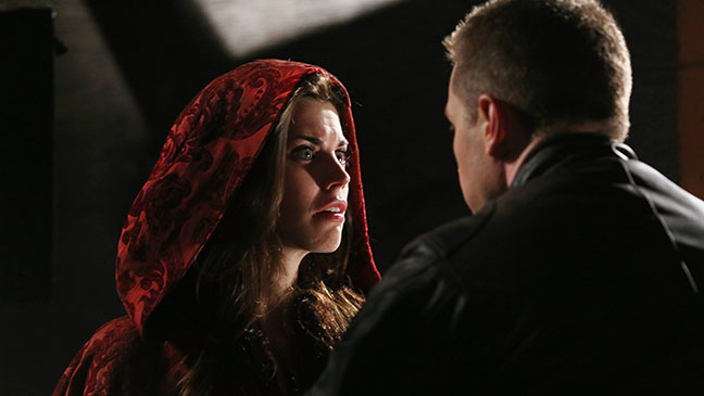 Meghan Ory Once Upon A Time - H 2012