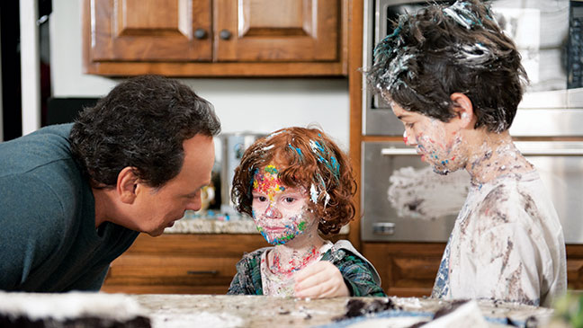 "HOLIDAY BOX OFFICE: ""Parental Guidance"""
